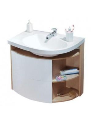 Ravak, SDU Roza Comfort fürdőszobabútor, 78x55x68 cm