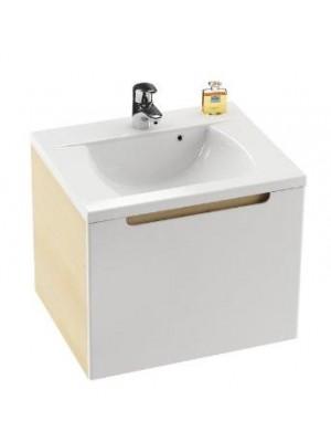 Ravak, SD Classic 600 fürdőszobabútor, nyír-fehér 60x49x47 cm