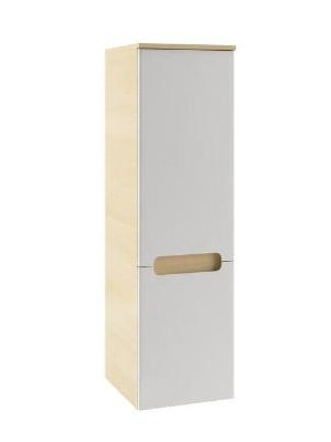 Ravak, SB Classic 350 fürdőszobabútor, nyír-fehér 35x37x120 cm