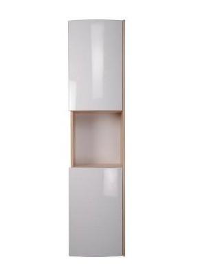 Ravak, SB Roza fürdőszobabútor, nyír-fehér 41x35x180 cm