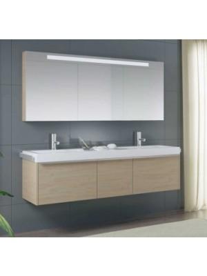 Riho, Andora fürdőszobabútor, alsó 3fiókos, 160 cm