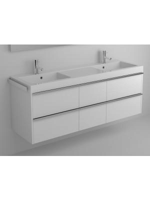 Riho, Andora fürdőszobabútor, alsó 6fiókos, 160 cm