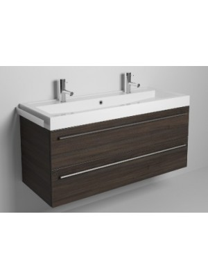 Riho, Bologna fürdőszobabútor, 2fiókos 120 cm