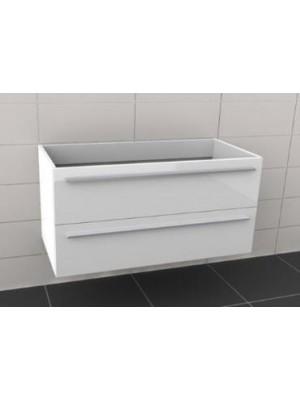 Riho, Broni fürdőszobabútor, 2fiókos 100 cm