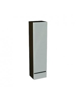Kolo, Domino fürdőszobabútor, felső, jobbos, wenge, 30*120*25 cm