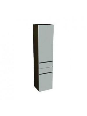 Kolo, Domino fürdőszobabútor, jobbos, wenge,szennyestartóval,  37*160*34 cm