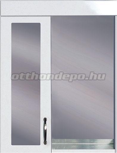 Hartyán, Standard T55MT fürdőszoba felső szekrény, 55 cm - Otthon Depo Webáruház