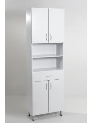 HB Fürdőszobabútor, Standard 60F álló szekrény, 60 cm