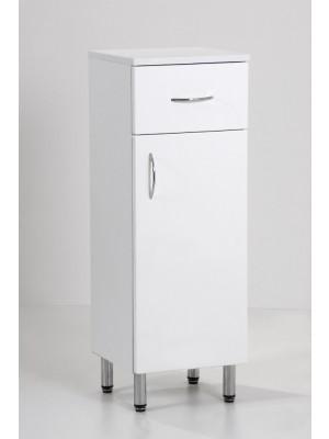 HB Fürdőszobabútor, Standard K30F alsó szekrény, 30 cm