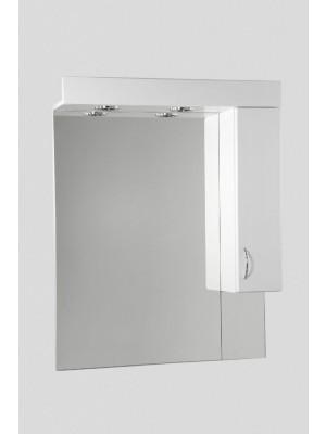 HB Fürdőszobabútor, Standard 85SZ tükrös felső szekrény, 85 cm