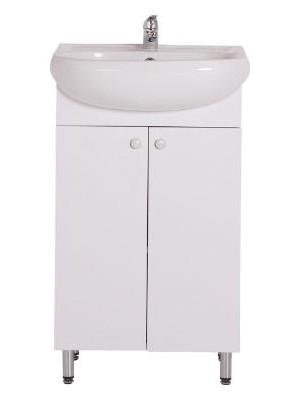 Hartyán, Light 50 mosdós fürdőszoba szekrény, 50 cm