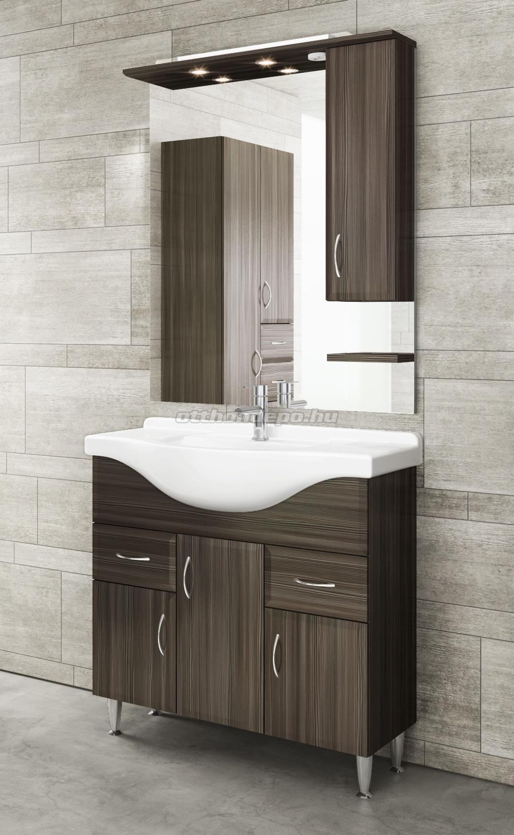 Fürdőszobabútor, tBoss, Bianka 85 - Otthon Depo Webáruház