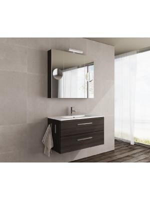 Fürdőszobabútor, tBoss, Milano 90 komplett,