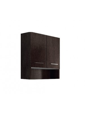 Fürdőszobabútor, tBoss, Bianka Trend F60P, nyitott polccal