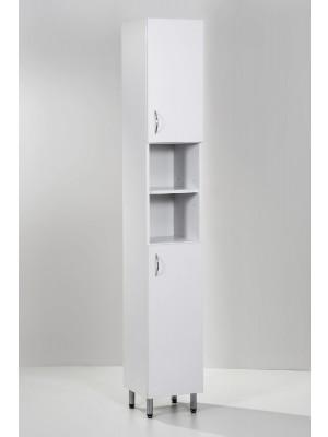 HB Fürdőszobabútor, Light 30 fürdőszobai álló szekrény, 30 cm