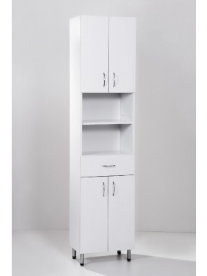 HB Fürdőszobabútor, Light 45F fürdőszobai álló szekrény, 45 cm