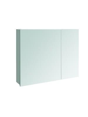 Royo, Nika tükrös szekrény 80 fémes szürke 2D, 120094