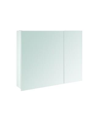 Royo, Nika tükrös szekrény 80, fehér 2D D-13,5, 119115