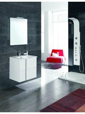 Fürdőszobabútor, Royo Onix szett, 60