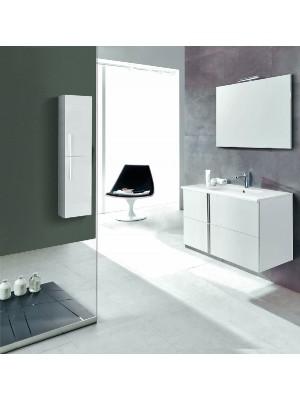 Fürdőszobabútor, Royo Onix szett, 100