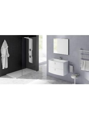 Fürdőszobabútor, Royo Brillant szett, 80