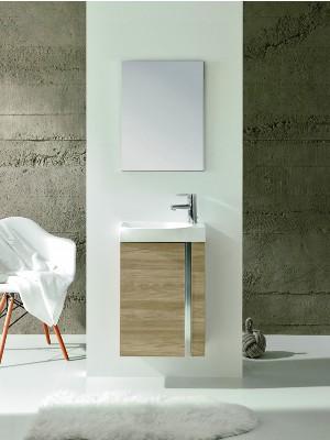 Fürdőszobabútor, Royo Elegance, dió, 45 cm