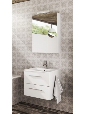 Fürdőszobabútor, tBoss, Milano 60 komplett szett