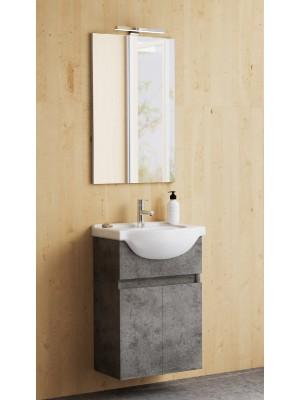 Fürdőszobabútor, tBoss, Sparta 55 komplett szett