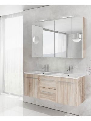 Fürdőszobabútor, tBoss, Milano 120 komplett szett
