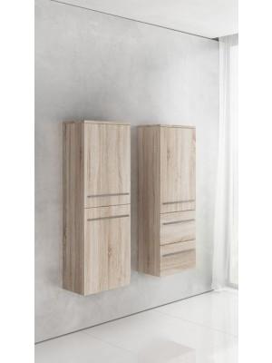 Fürdőszobabútor, tBoss, Milano F120 2ASZT fali szekrény