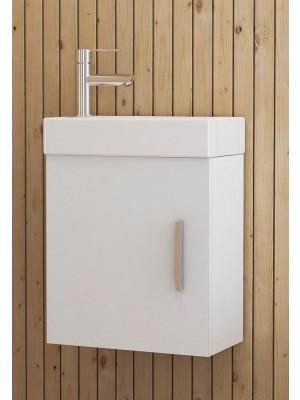 Fürdőszobabútor, tBoss, Sparta 40, alsó bútor mosdóval, láb nélkül