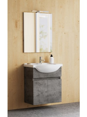 Fürdőszobabútor, tBoss, Sparta 65 komplett szett