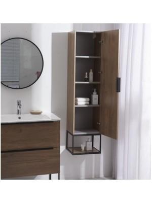Fürdőszobabútor, Wellis, Jersey magas fali szekrény