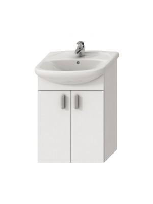 Fürdőszobabútor, Jika, Lyra Pack 53cm alsószekrény mosdóval H4519514323001 I.o.