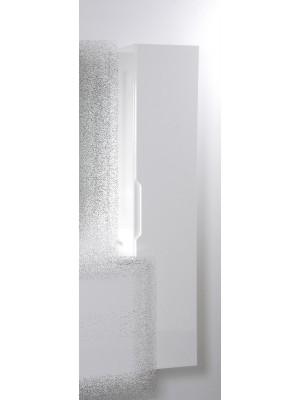 HB Fürdőszobabútor, Elit 30, függesztett álló szekrény E/30L I.o