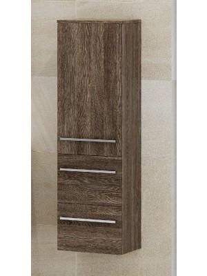 Fürdőszobabútor, tBoss, Famme, kiegészítőszekrény, 120 cm, F120 1A2F