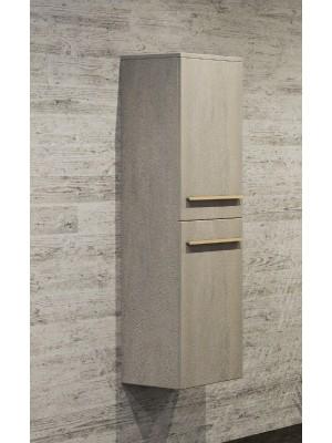 Fürdőszobabútor, tBoss, Famme, kiegészítőszekrény, 120 cm, F120 2A