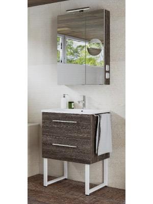 Fürdőszobabútor, tBoss, Fano 60, komplett szett