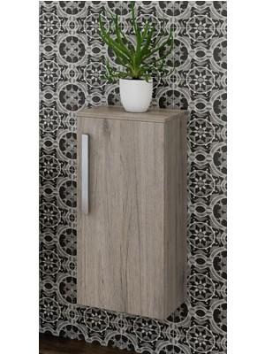 Fürdőszobabútor, tBoss, Leon F74, kiegészítőszekrény
