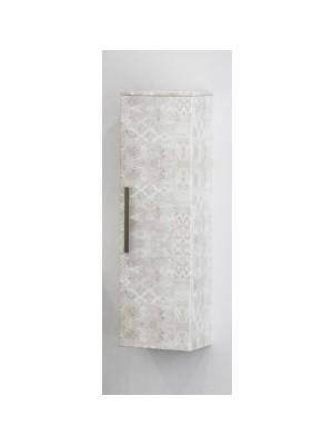 Fürdőszobabútor, tBoss, Leon F120 1A, kiegészítőszekrény