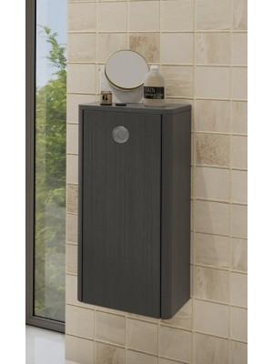 Fürdőszobabútor, tBoss, Lido F74, kiegészítőszekrény