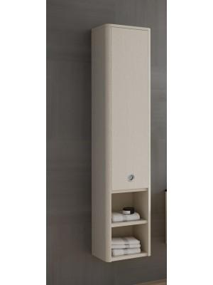 Fürdőszobabútor, tBoss, Lido F120 1A 2NY, kiegészítőszekrény