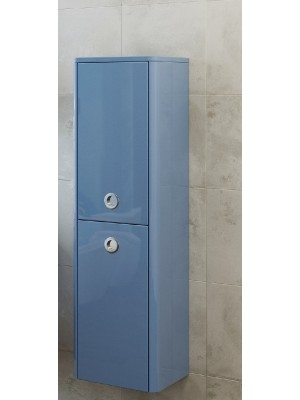 Fürdőszobabútor, tBoss, Lido F120 2A, kiegészítőszekrény