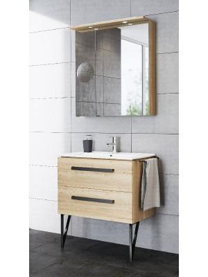 Fürdőszobabútor, tBoss, Modena 75 komplett