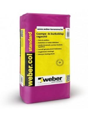 Terranova, Web.Col Standard, csemperagasztó, 25 kg