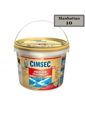 Cimsec, Prémium fugázó, manhattan (10) 5 kg vödrös
