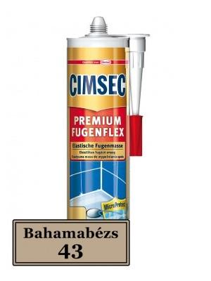 Cimsec, Prémium fugenflex SE 43/bahamabeige 310 ml