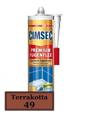 Cimsec, Prémium fugenflex SE 49/terrakotta 310 ml