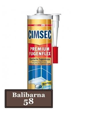Cimsec, Prémium fugenflex SE 58/balibarna 310 ml