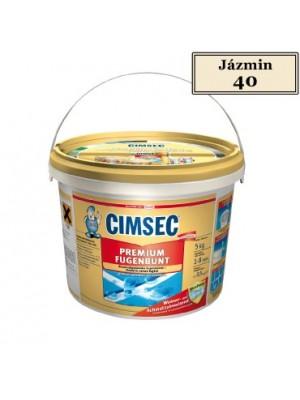 Cimsec, Prémium fugázó, jázmin (40) 2 kg vödrös